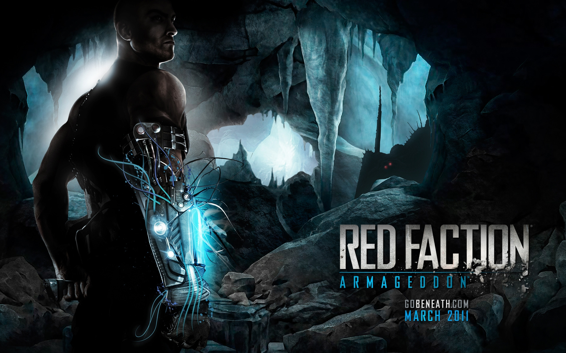Red Faction Armageddon Game