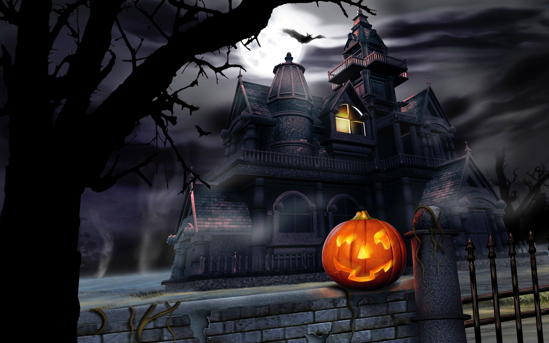 Halloween Nights 331.83 Kb