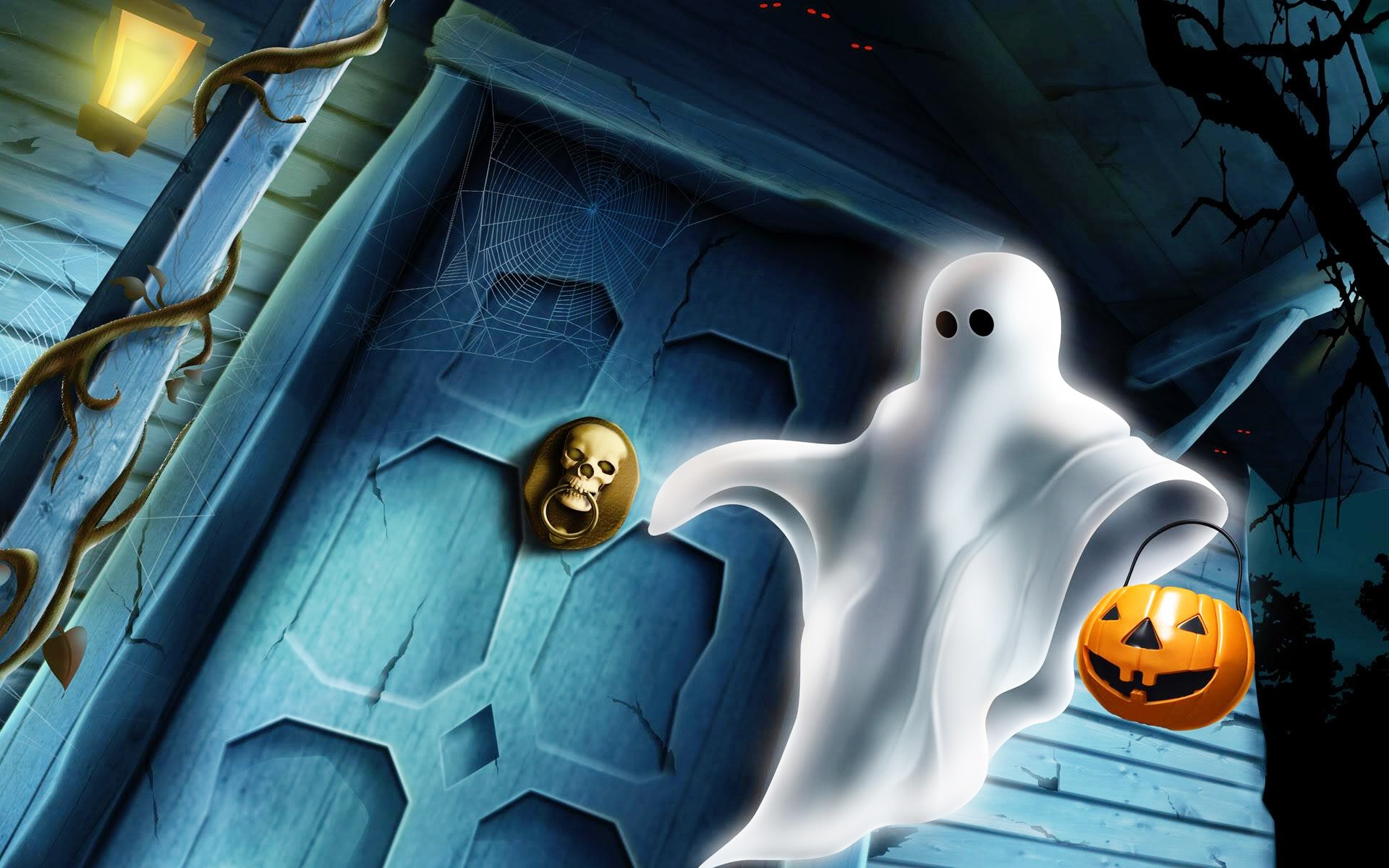 Halloween Ghost 402.55 Kb