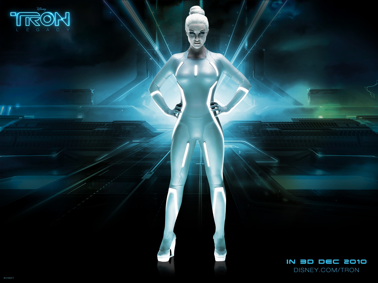 tron legacy live wallpaper