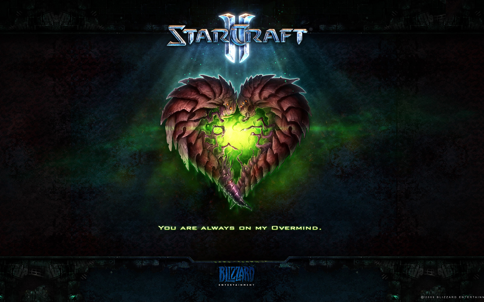 StarCraft II (2010) Game 703.55 Kb