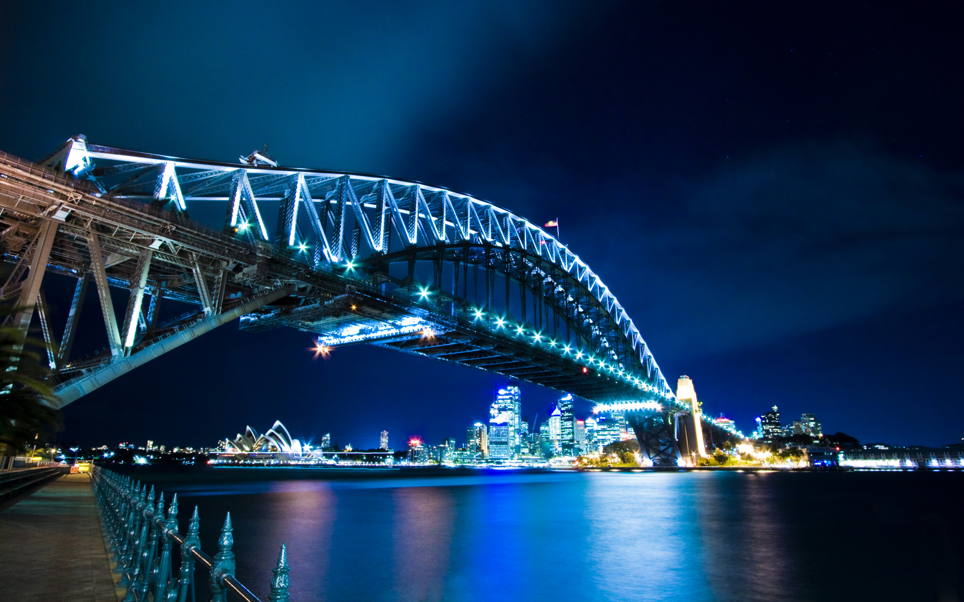 Sydney Harbour Bridge 3606.93 Kb