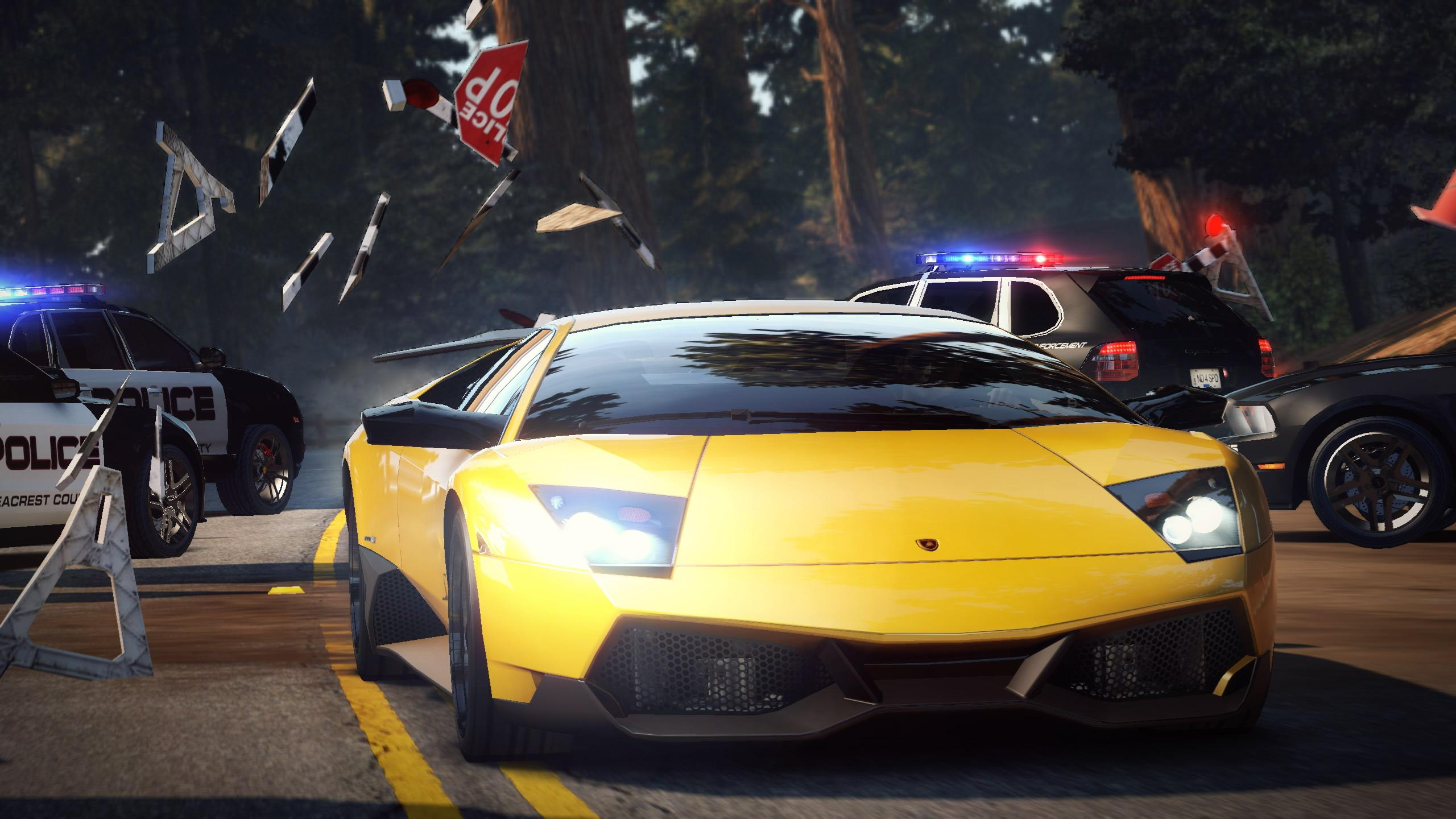 NFS Hot Pursuit (2010)