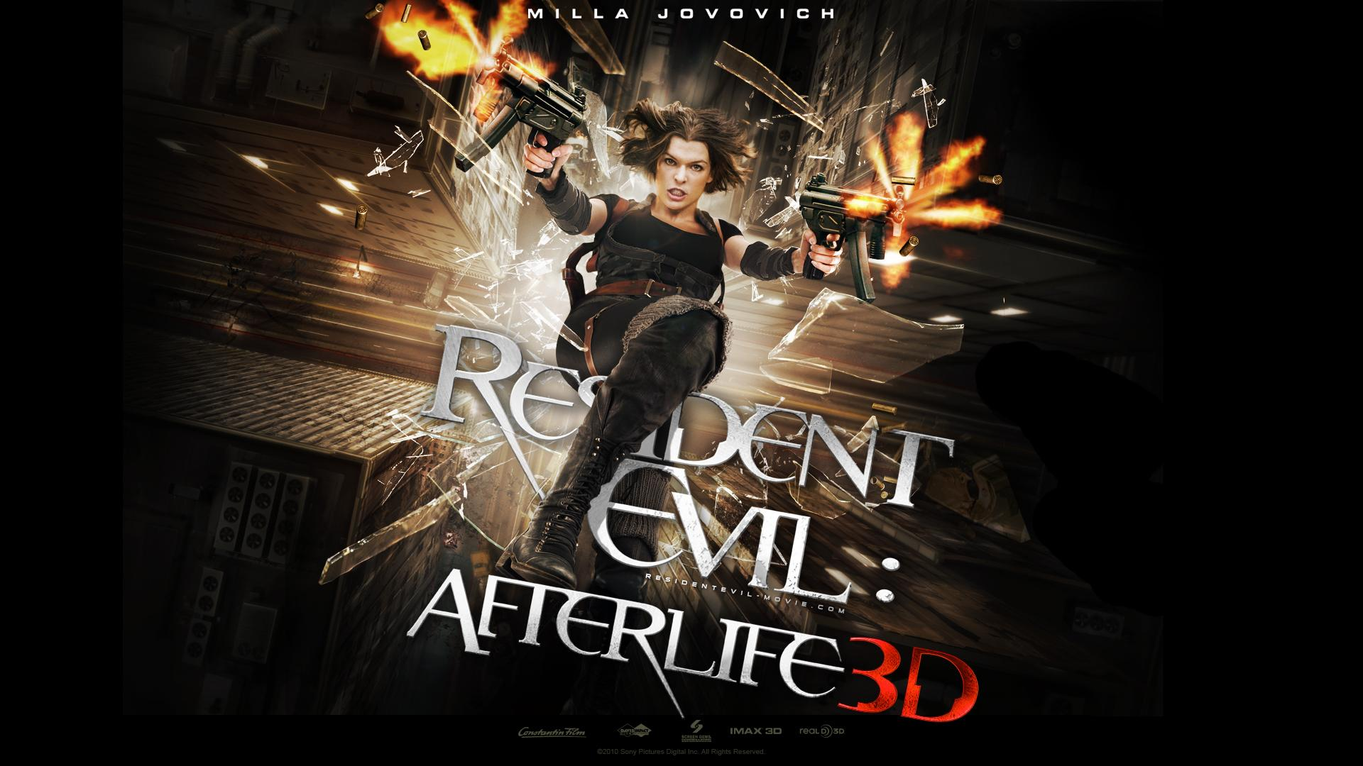 2010 Resident Evil Afterlife 3D 717.8 Kb