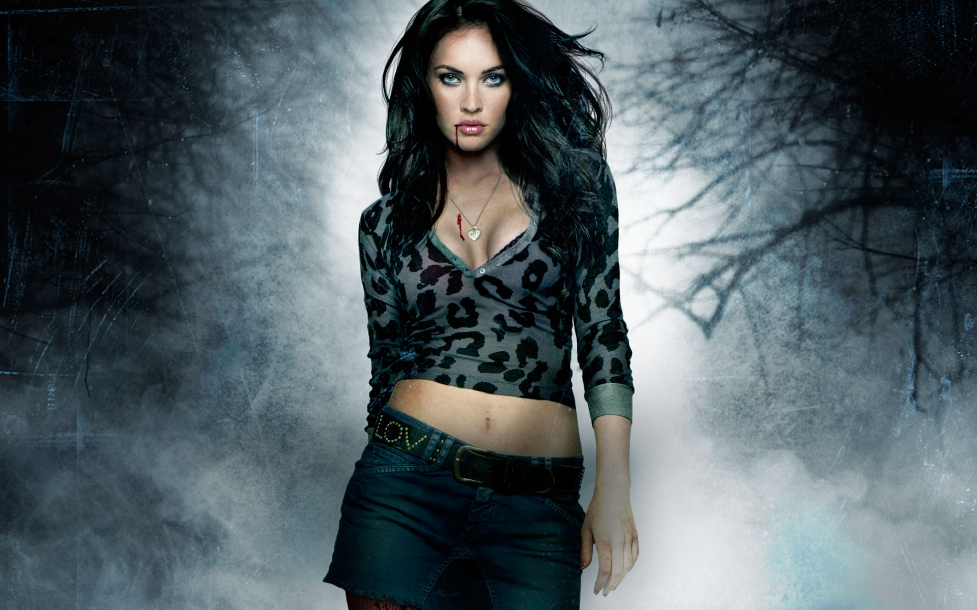 Megan Fox in Jennifers Body Poster