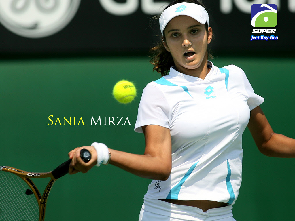 Tennis Star Sania Mirza 231.84 Kb