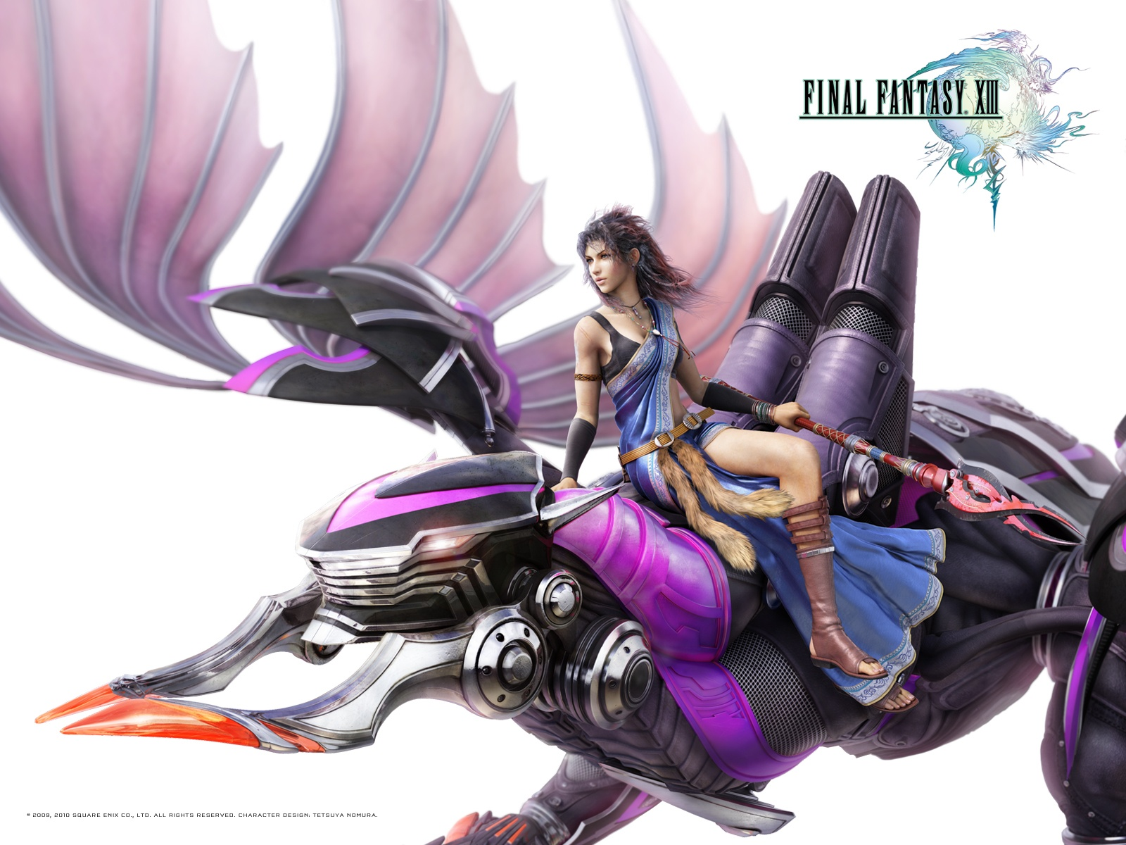 Final Fantasy 13 Fang 1100.91 Kb