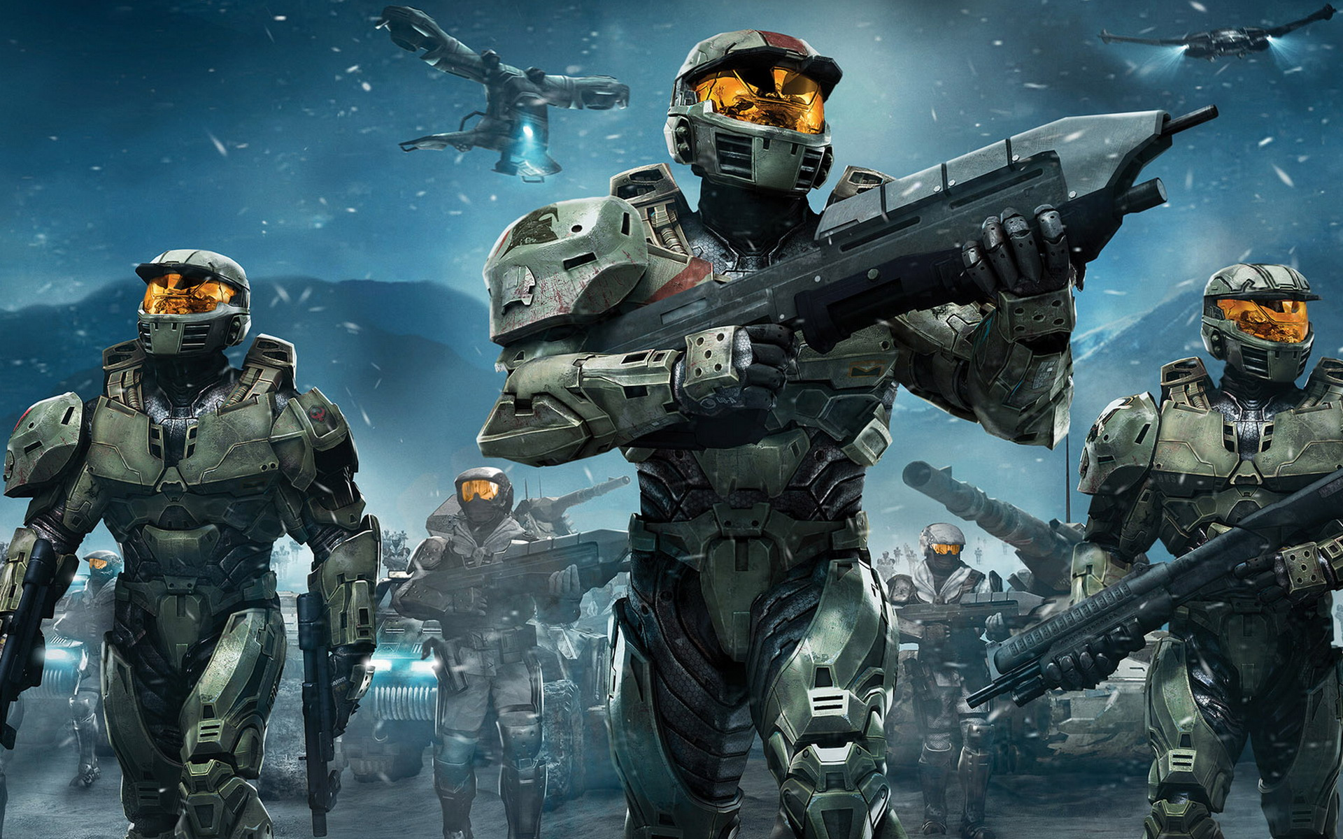 Halo Wars Game 787.52 Kb