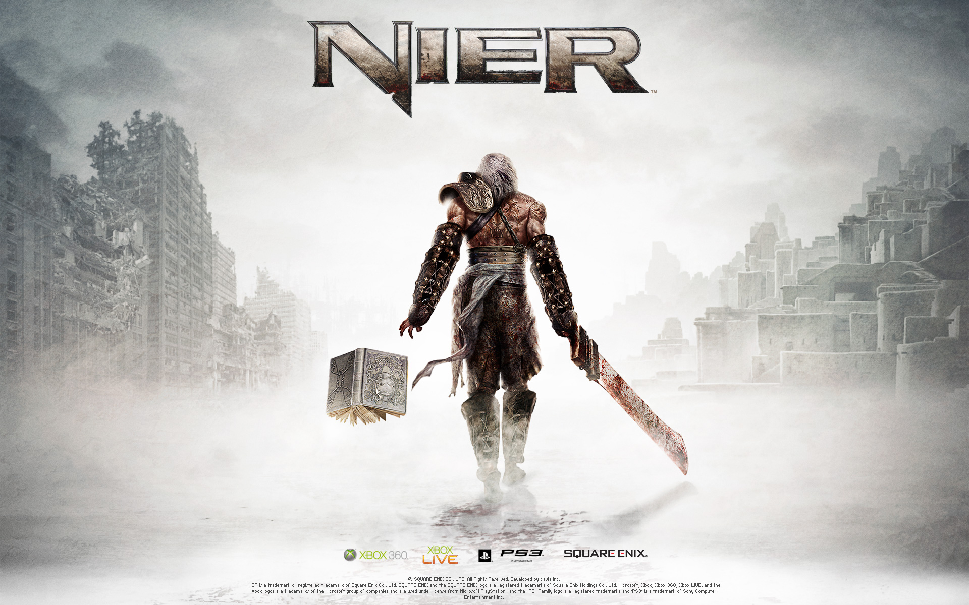 NIER (2010) Game 703.55 Kb