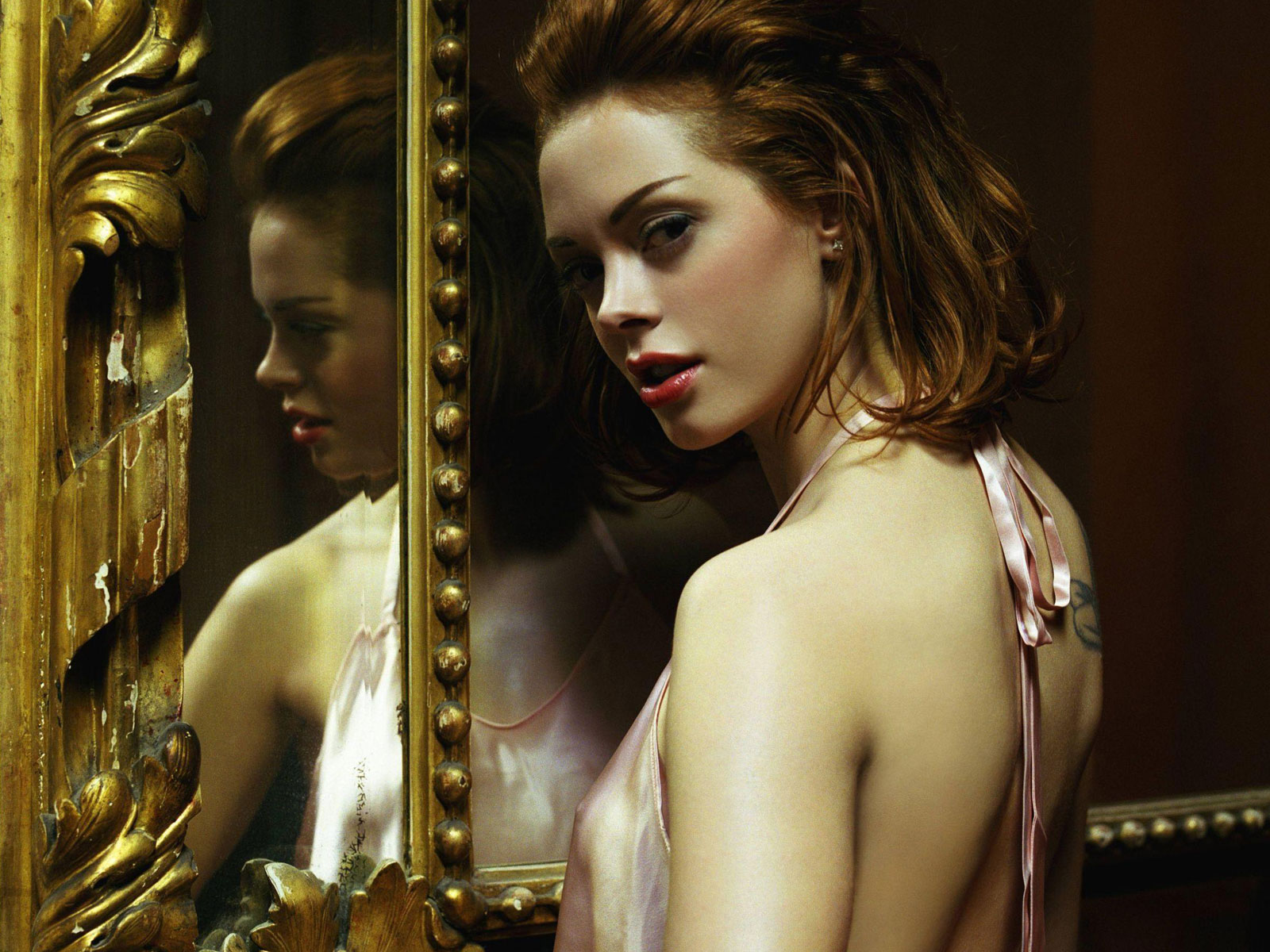 Rose McGowan Planet Terror Actress 1684.8 Kb