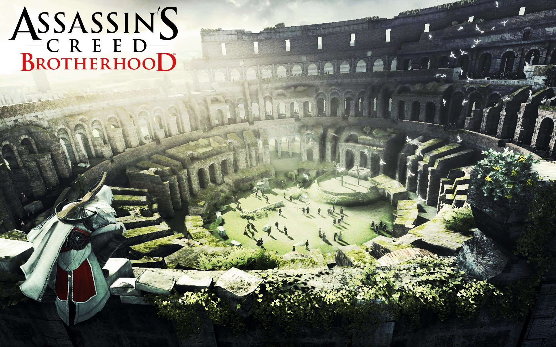 Assassin's Creed Brotherhood 2001.59 Kb