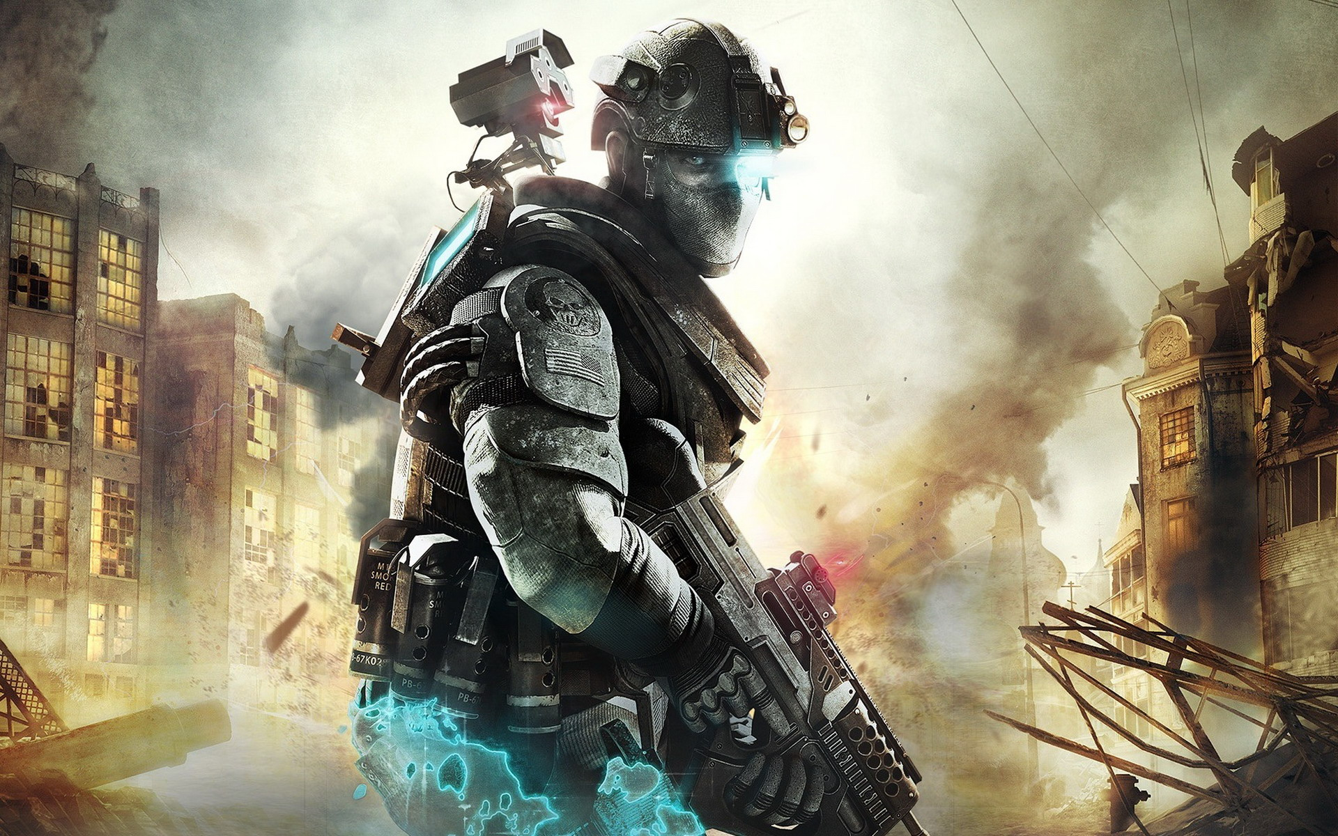 Tom Clancy's Ghost Recon Future Soldier 721.64 Kb