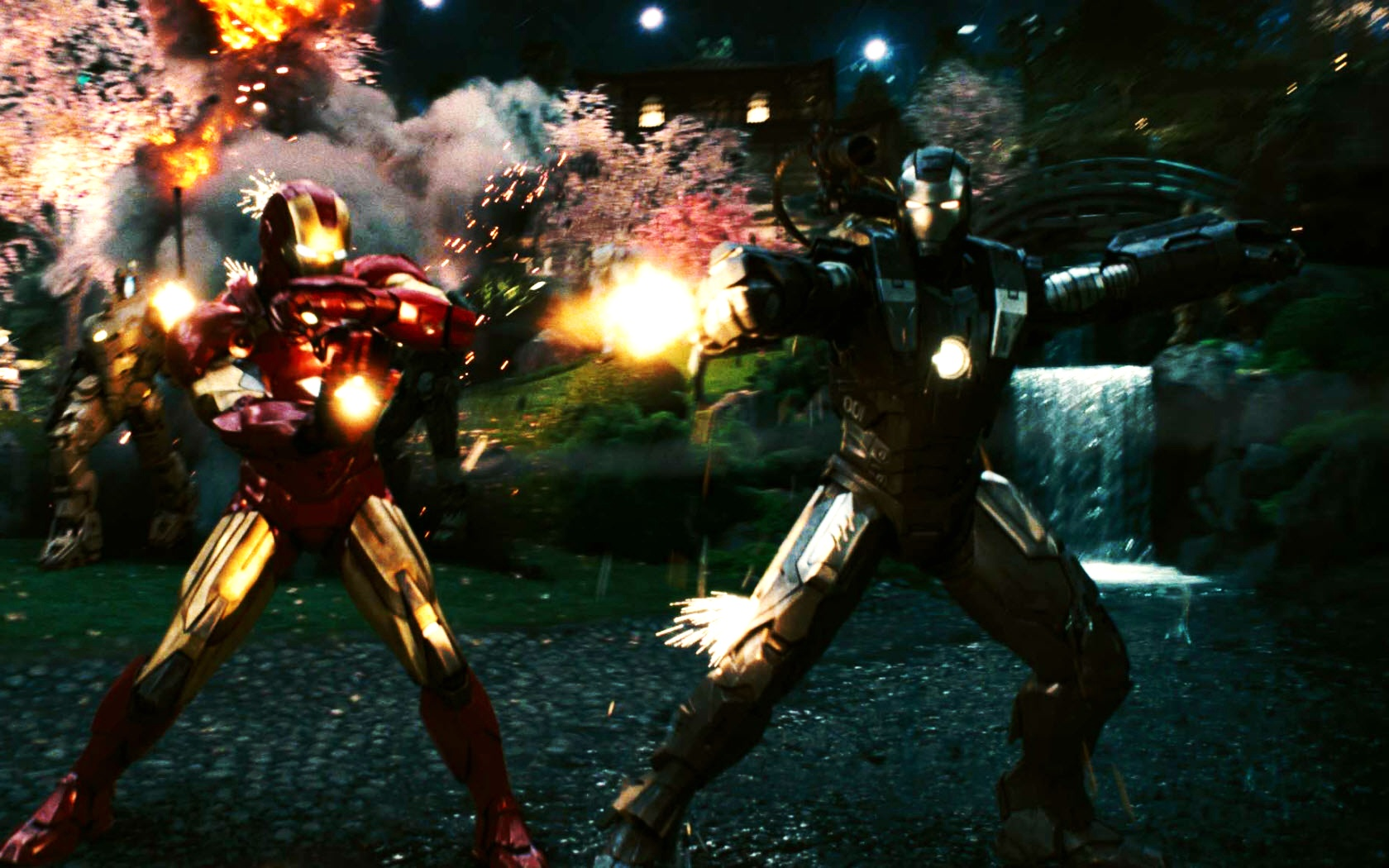 Iron Man 2 Last Scene 350.47 Kb