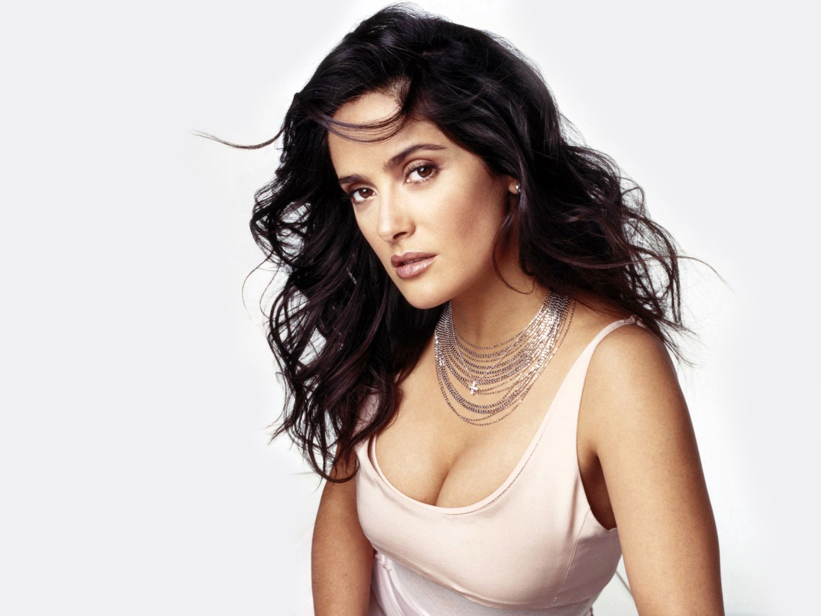 Salma Hayek New 2010