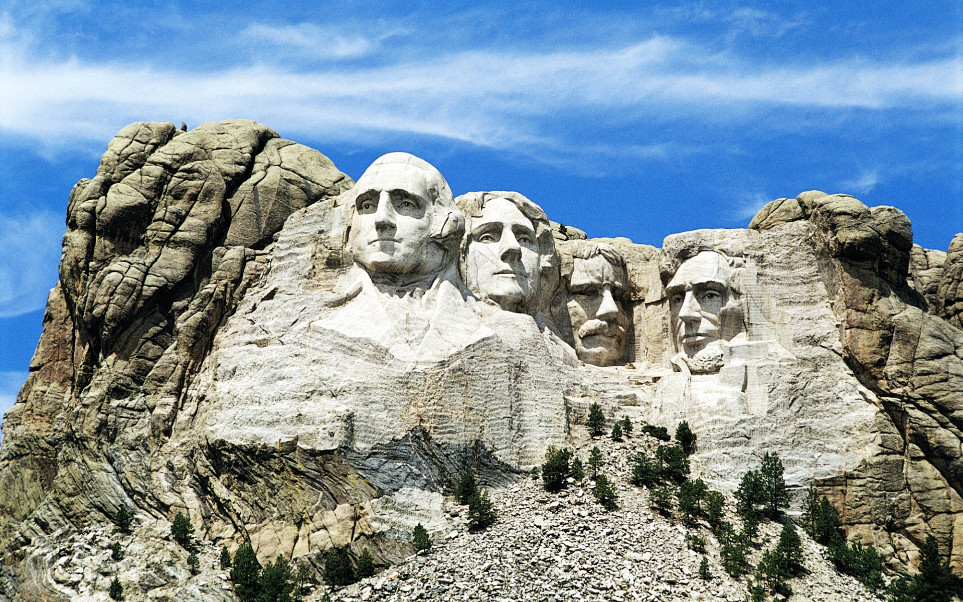 Mount Rushmore South Dakota 368.17 Kb