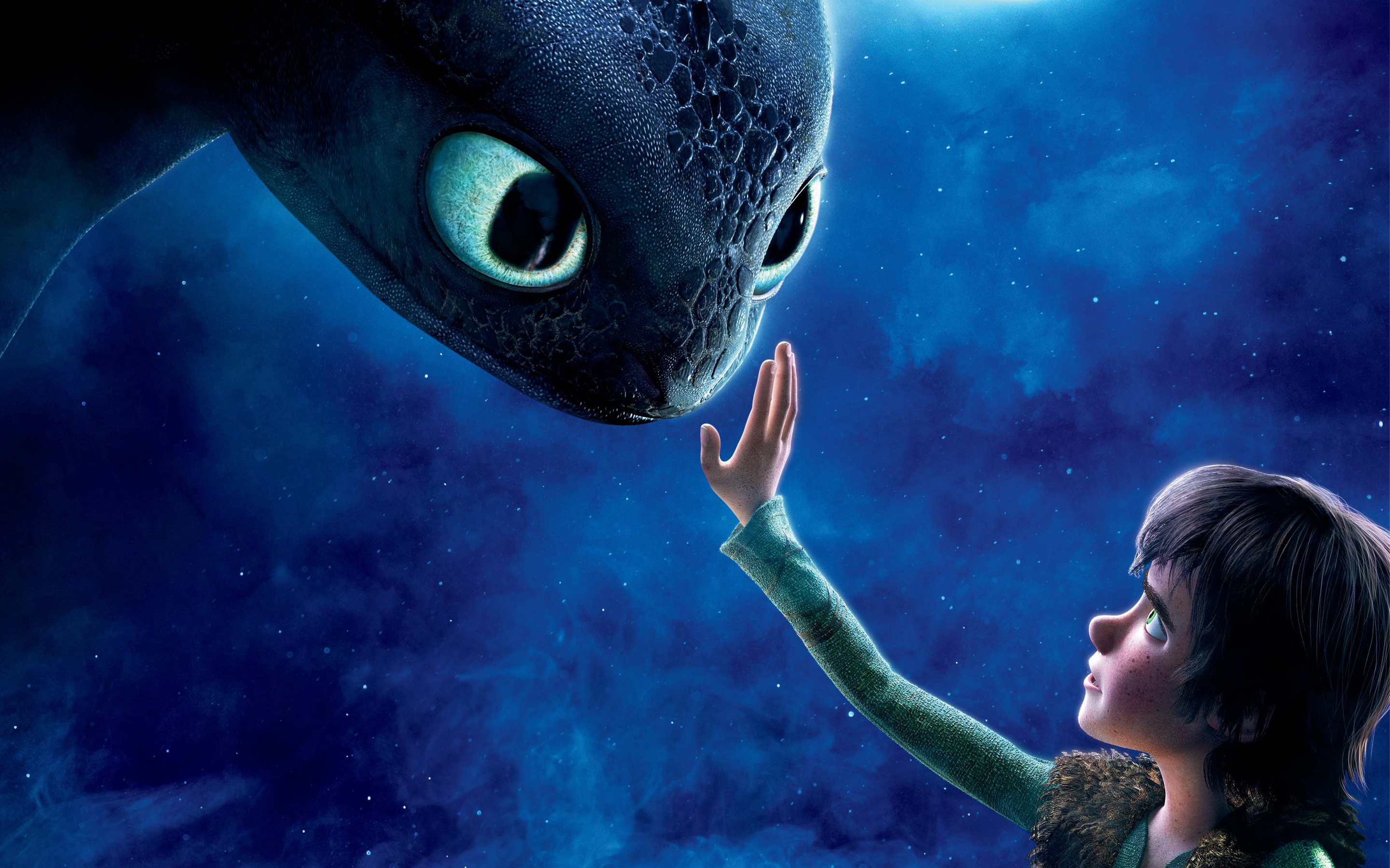 How to Train Your Dragon (2010) Movie 225.27 Kb