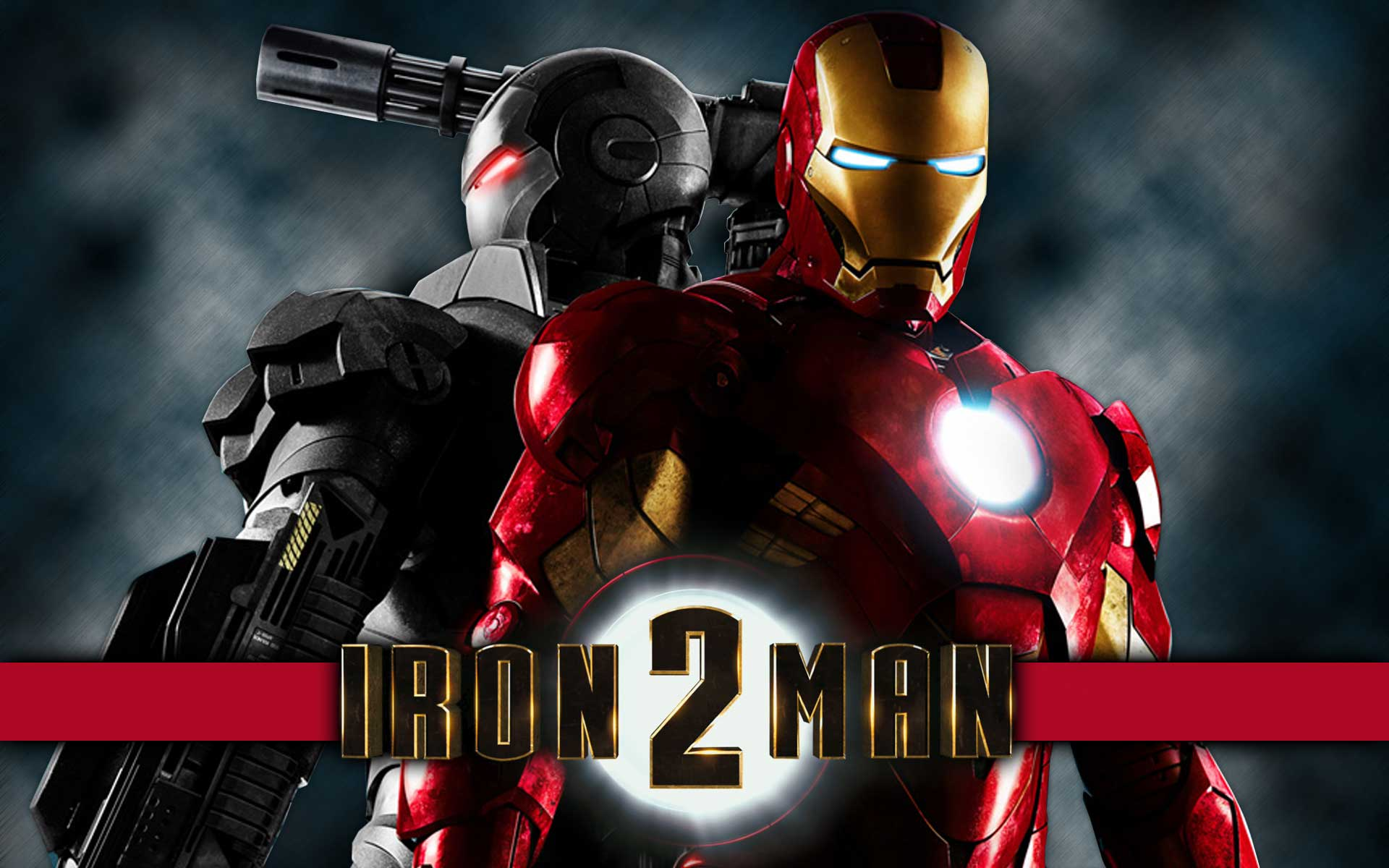 Download Iron Man 1920X1200
