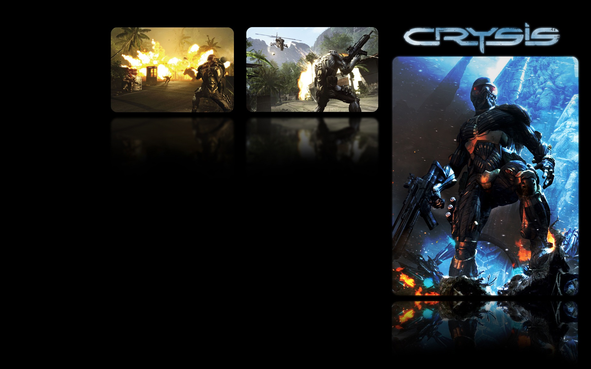 Crysis Game Widescreen