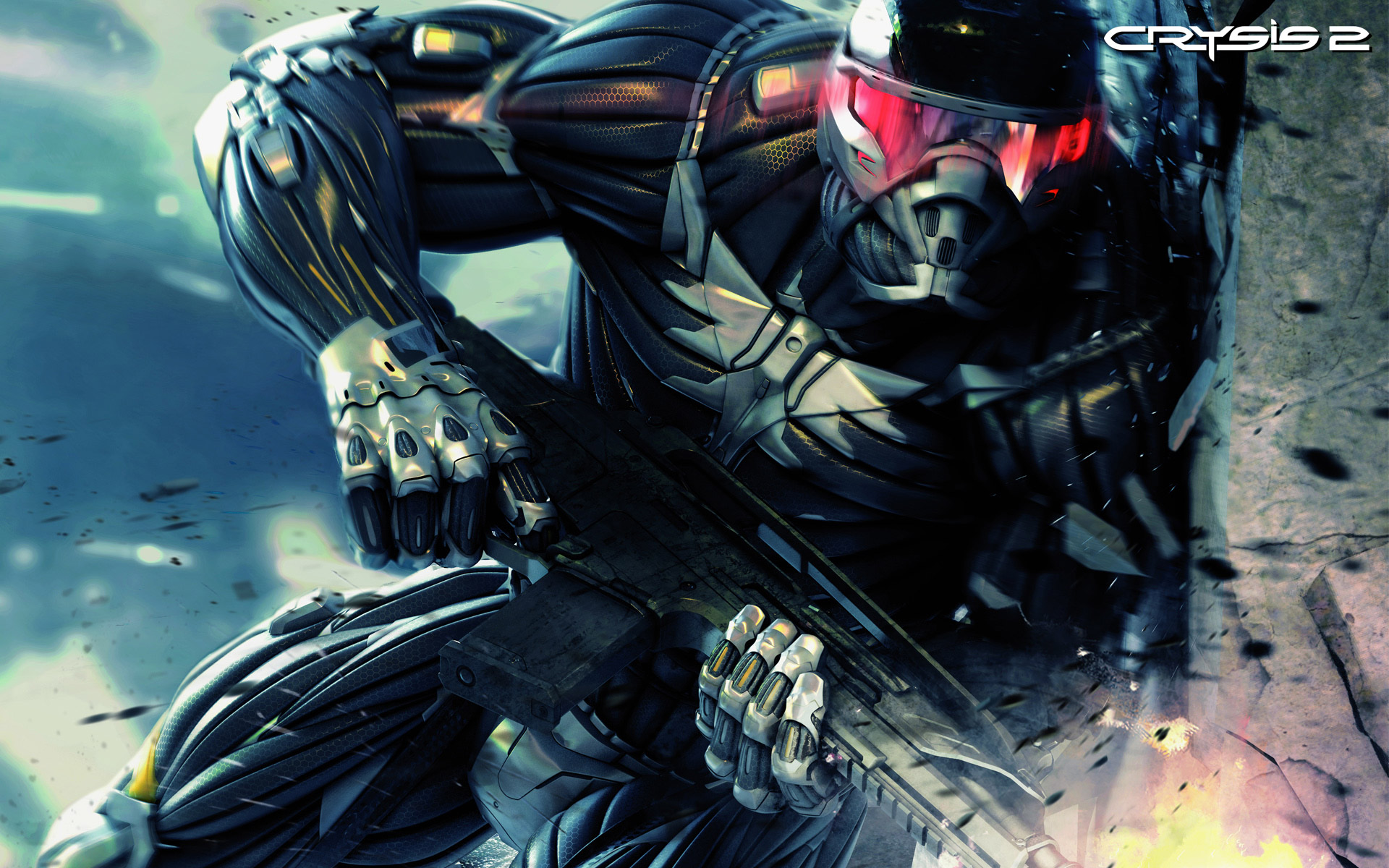 Crysis 2 Game 2010 703.55 Kb