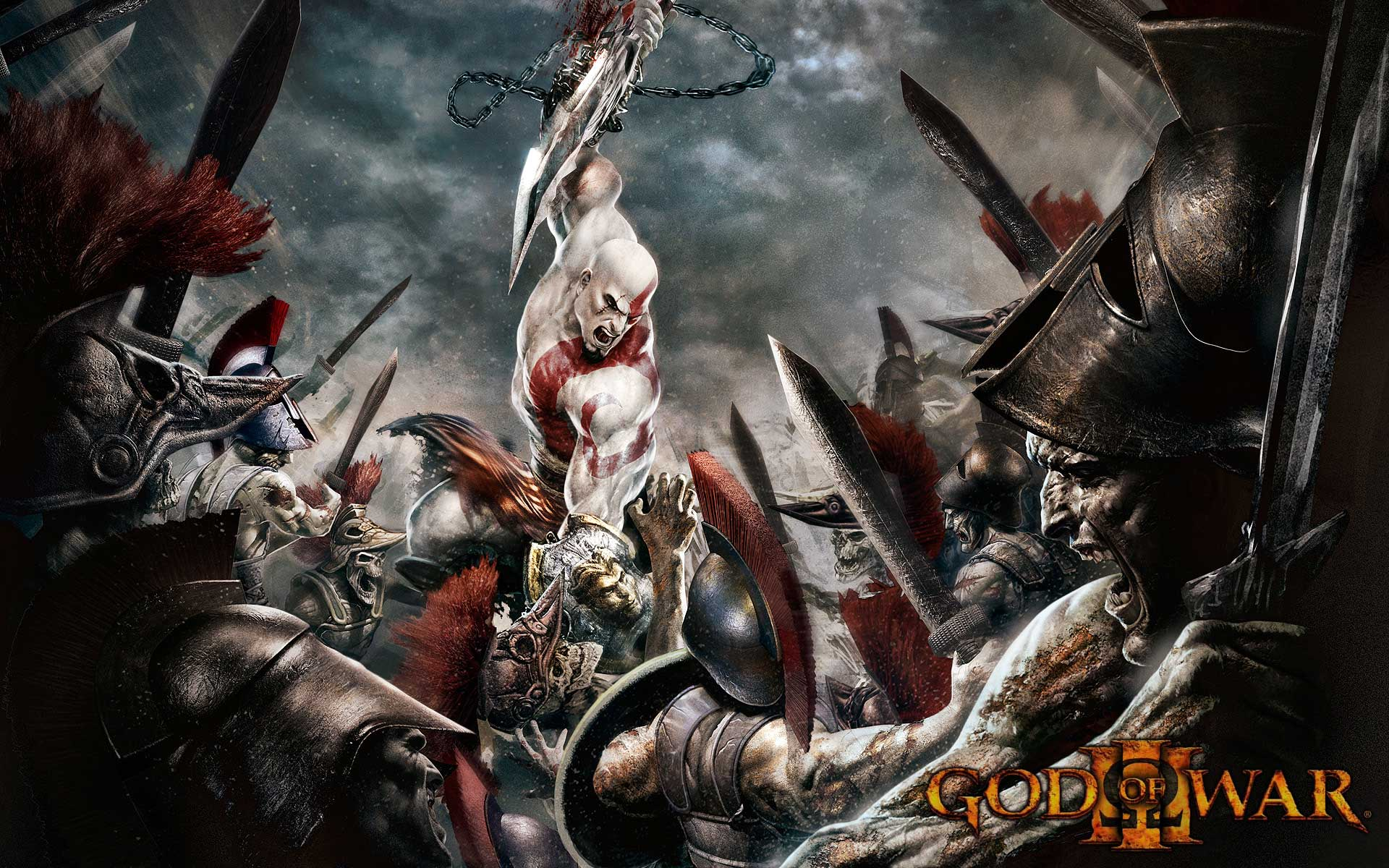 Latest God of War 3