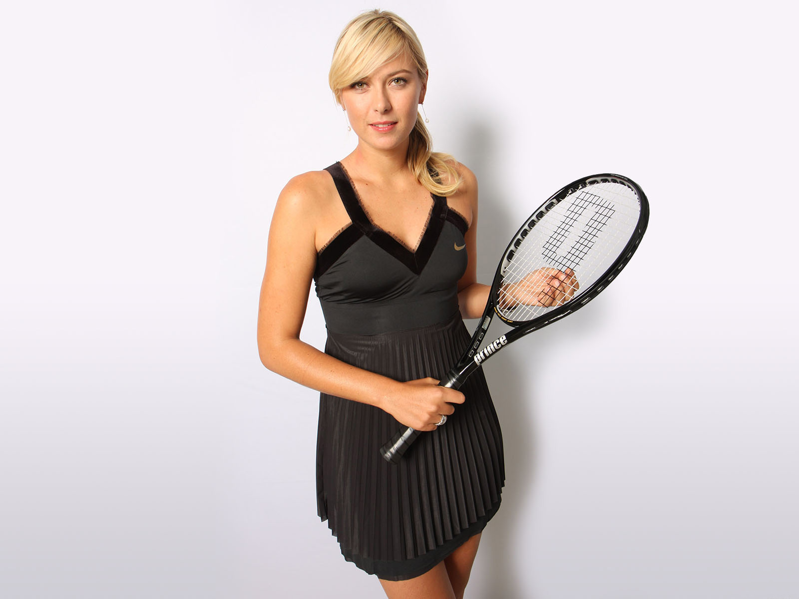 Maria Sharapova No.1 Tennis Player