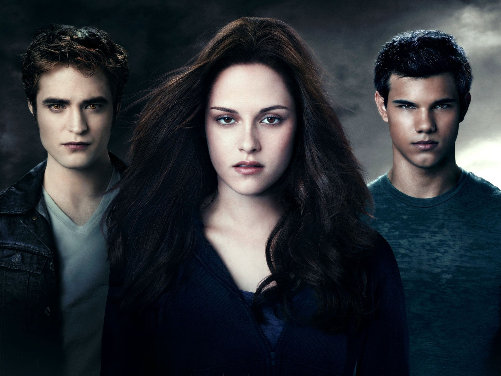 Twilight Eclipse New Official Poster 731.94 Kb