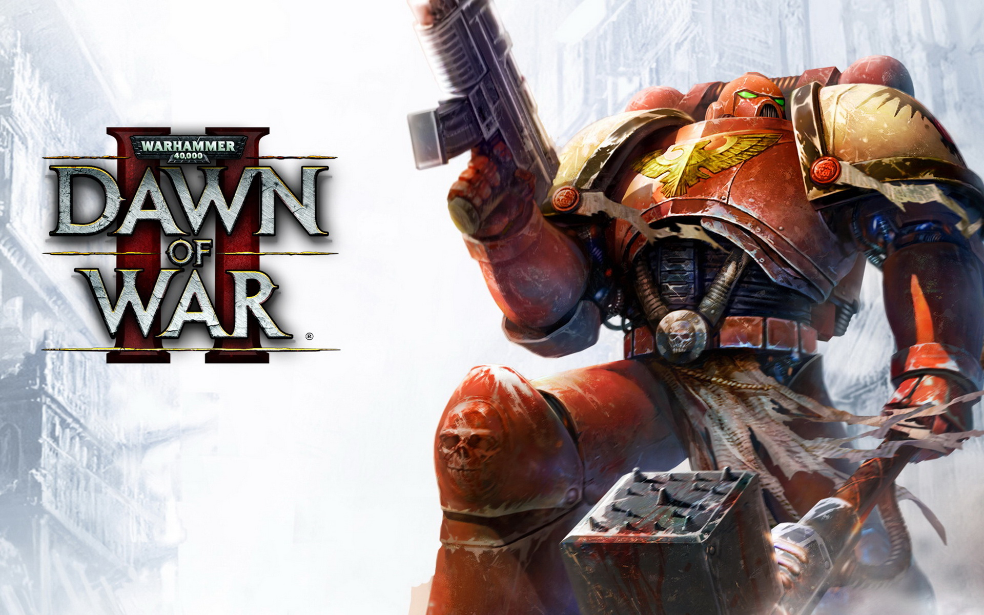 Warhammer 40,000   Dawn of War II 396.84 Kb