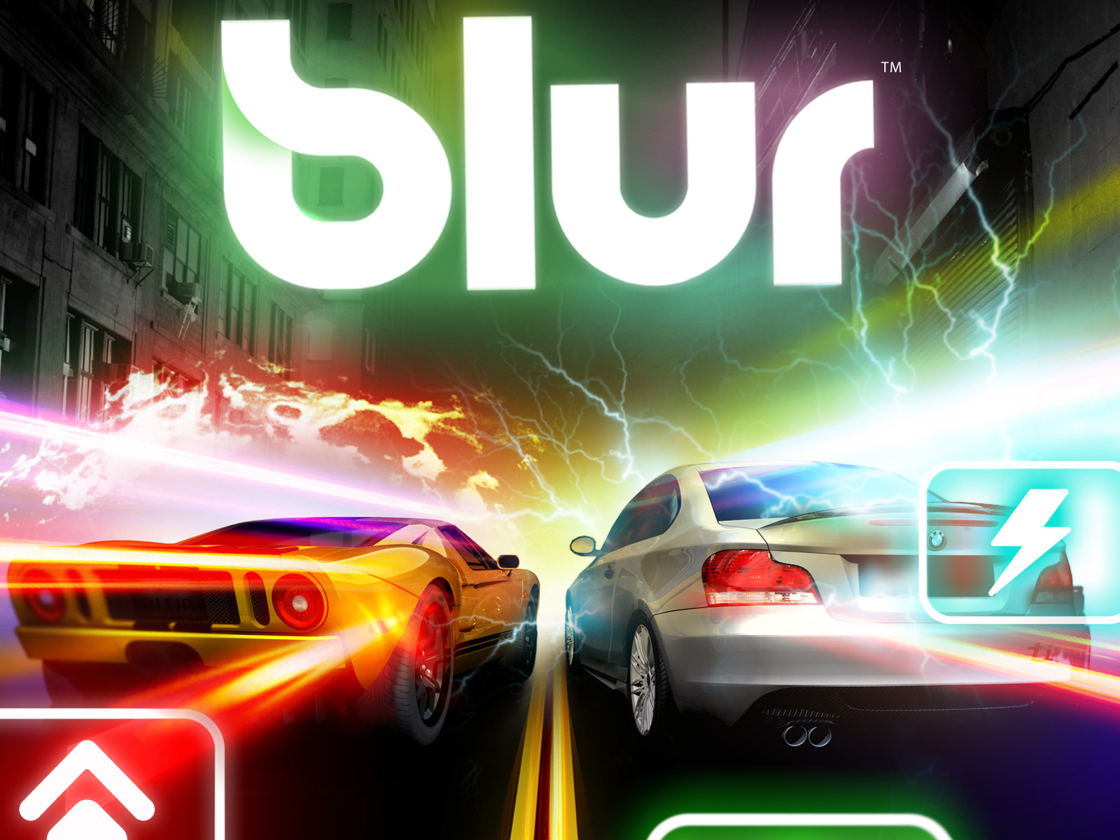 Blur Game Xbox PS3 PC 367.19 Kb