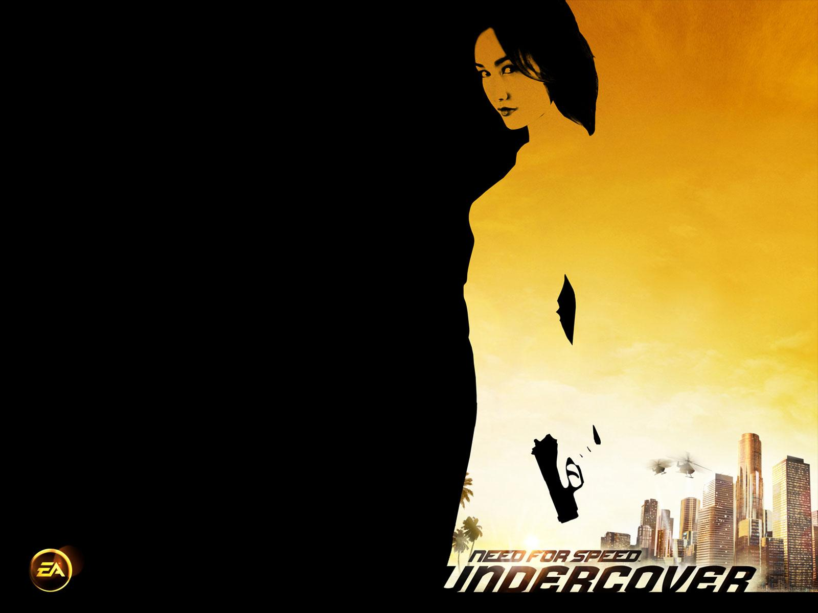 Maggie Q NFS Undercover 781.46 Kb