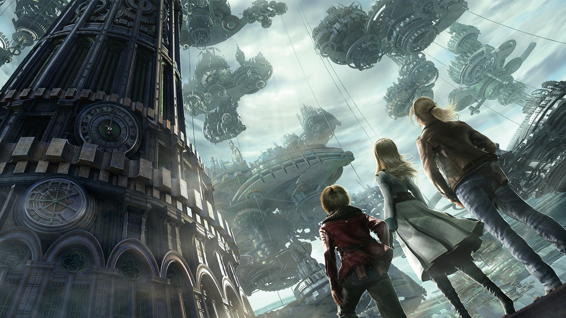 Resonance of Fate Game