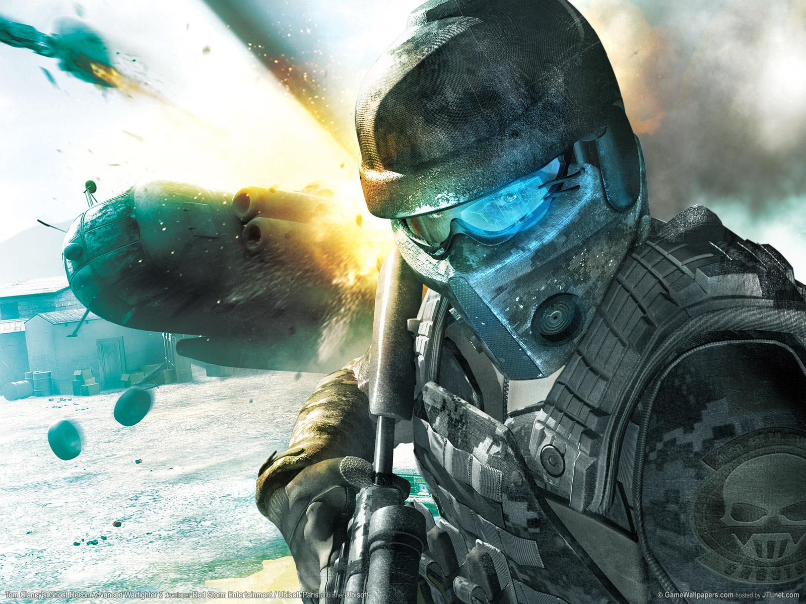 Tom Clancy's Ghost Recon Advanced Warfighter 676.7 Kb