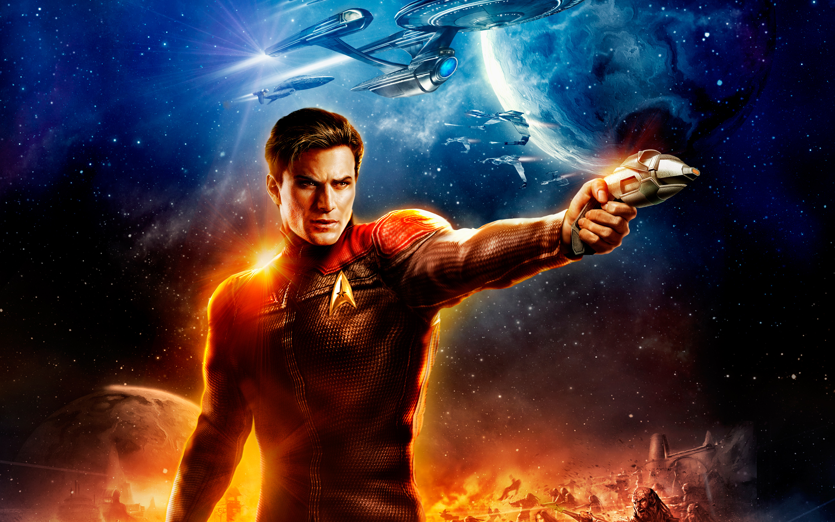 Star Trek Online Game HD