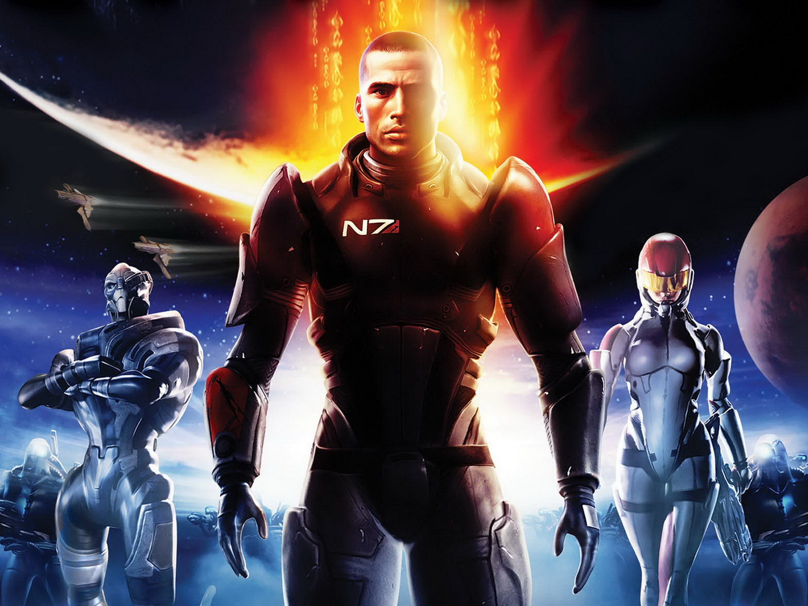 Mass Effect Game 503.81 Kb