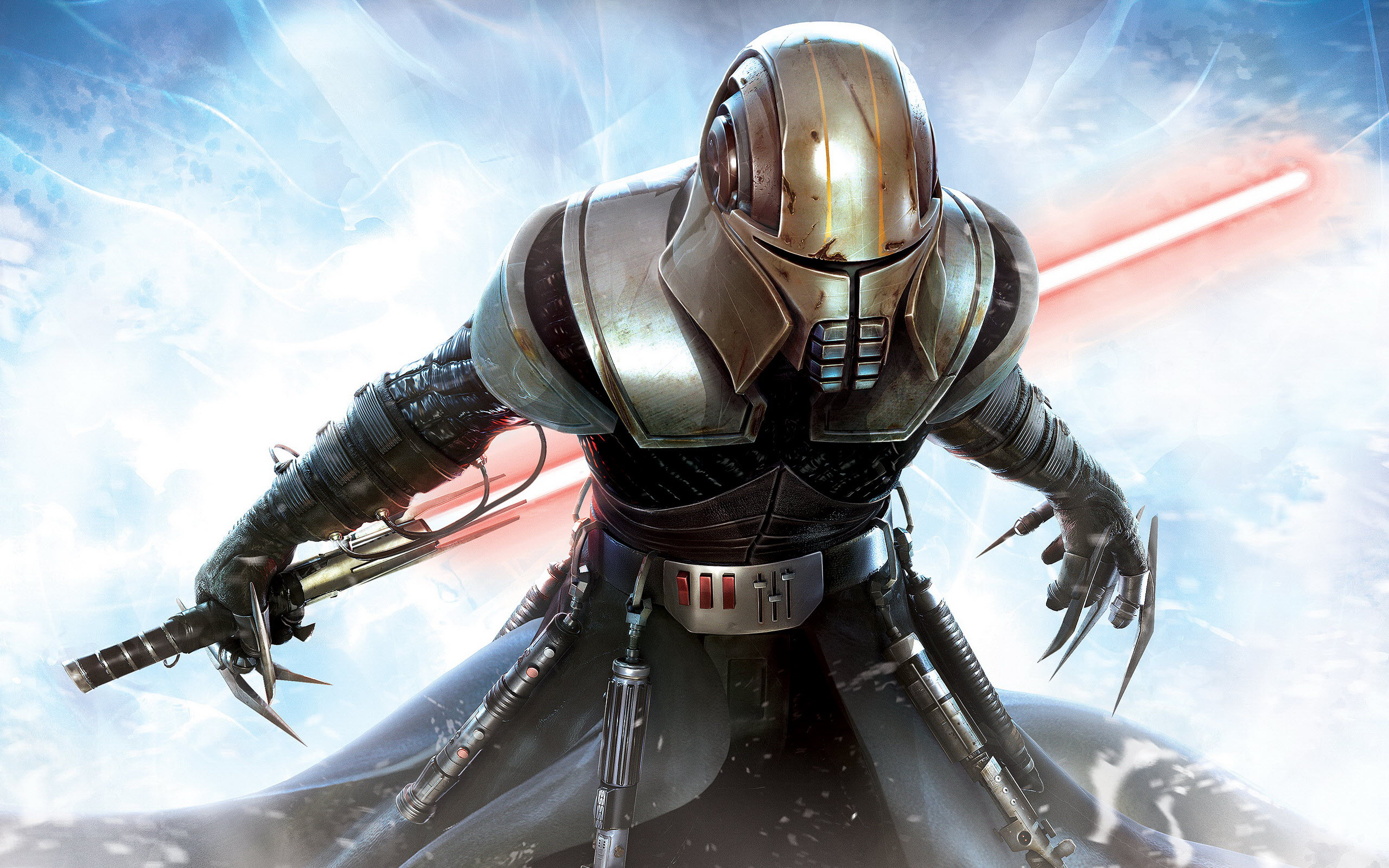 Star Wars   the Force Unleashed 262.5 Kb