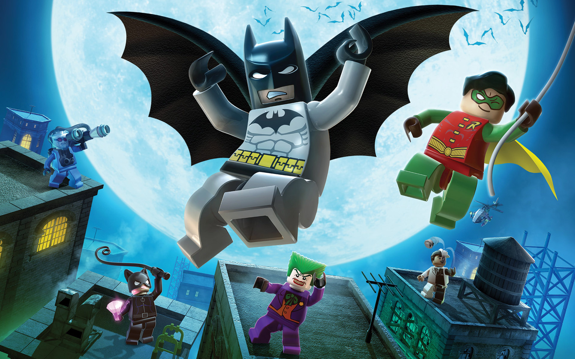 LEGO Batman Game 1222.6 Kb