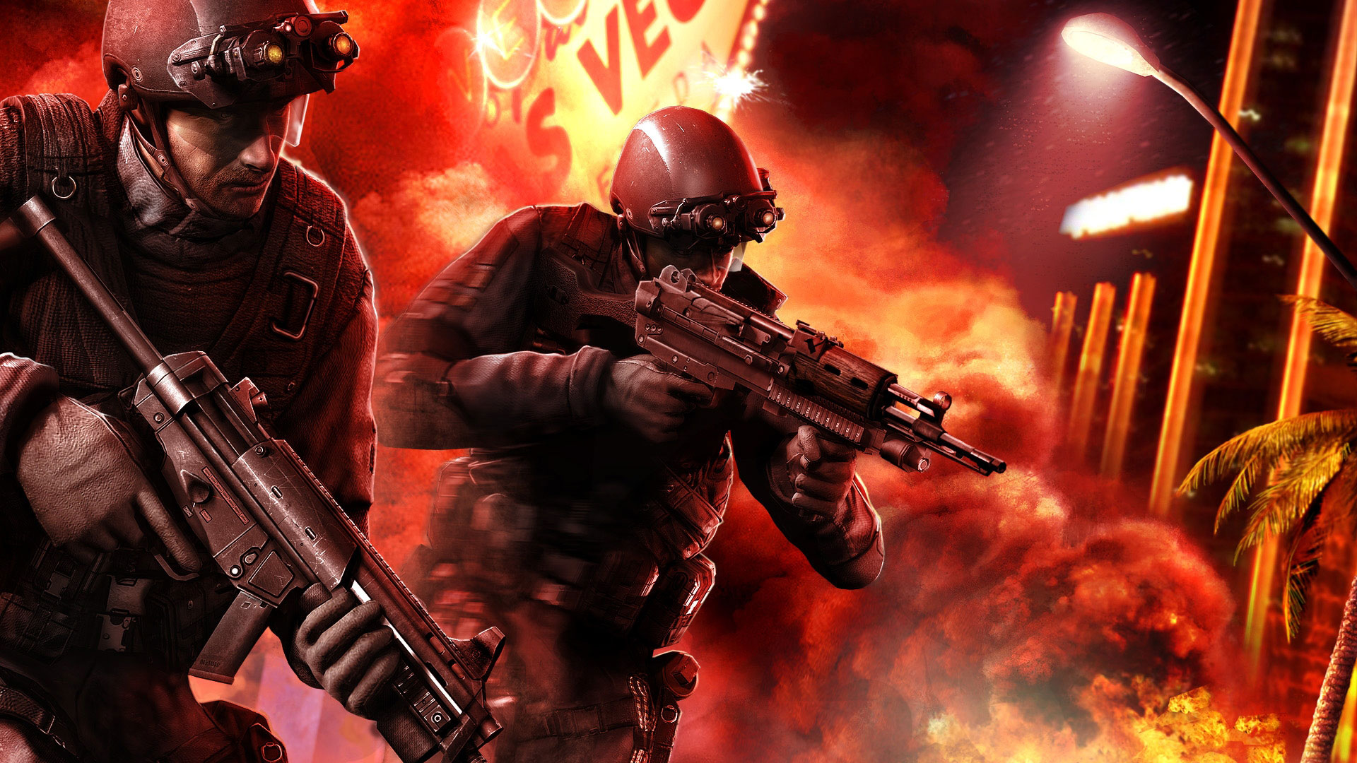 Tom Clancy's Rainbow Six Vegas 2 629.45 Kb