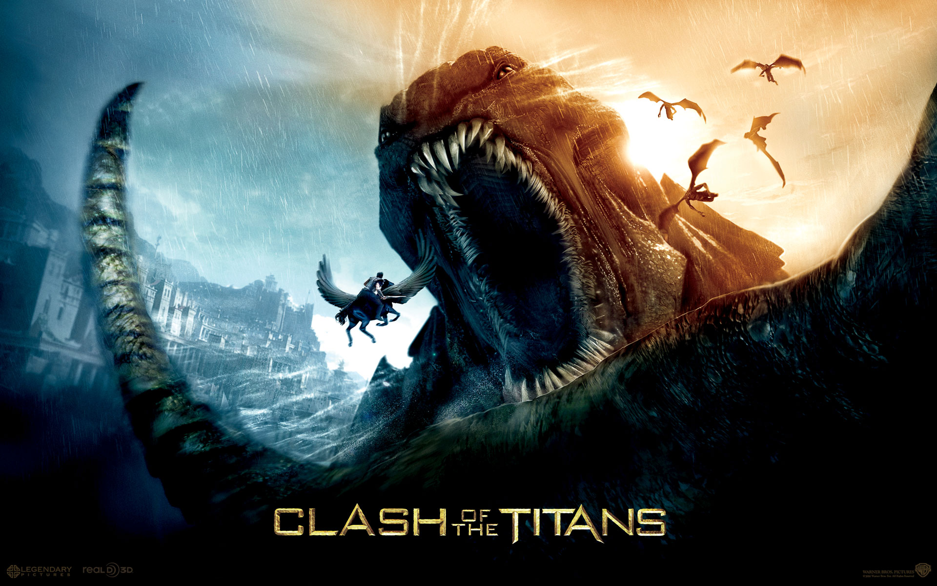 2010 Clash of the Titans