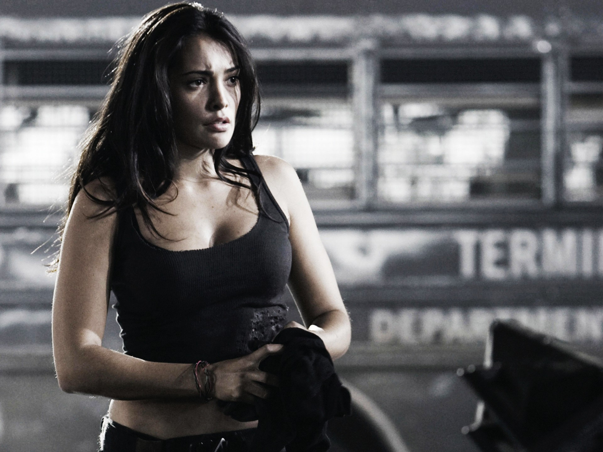Natalie Martinez in Death Race 596.38 Kb