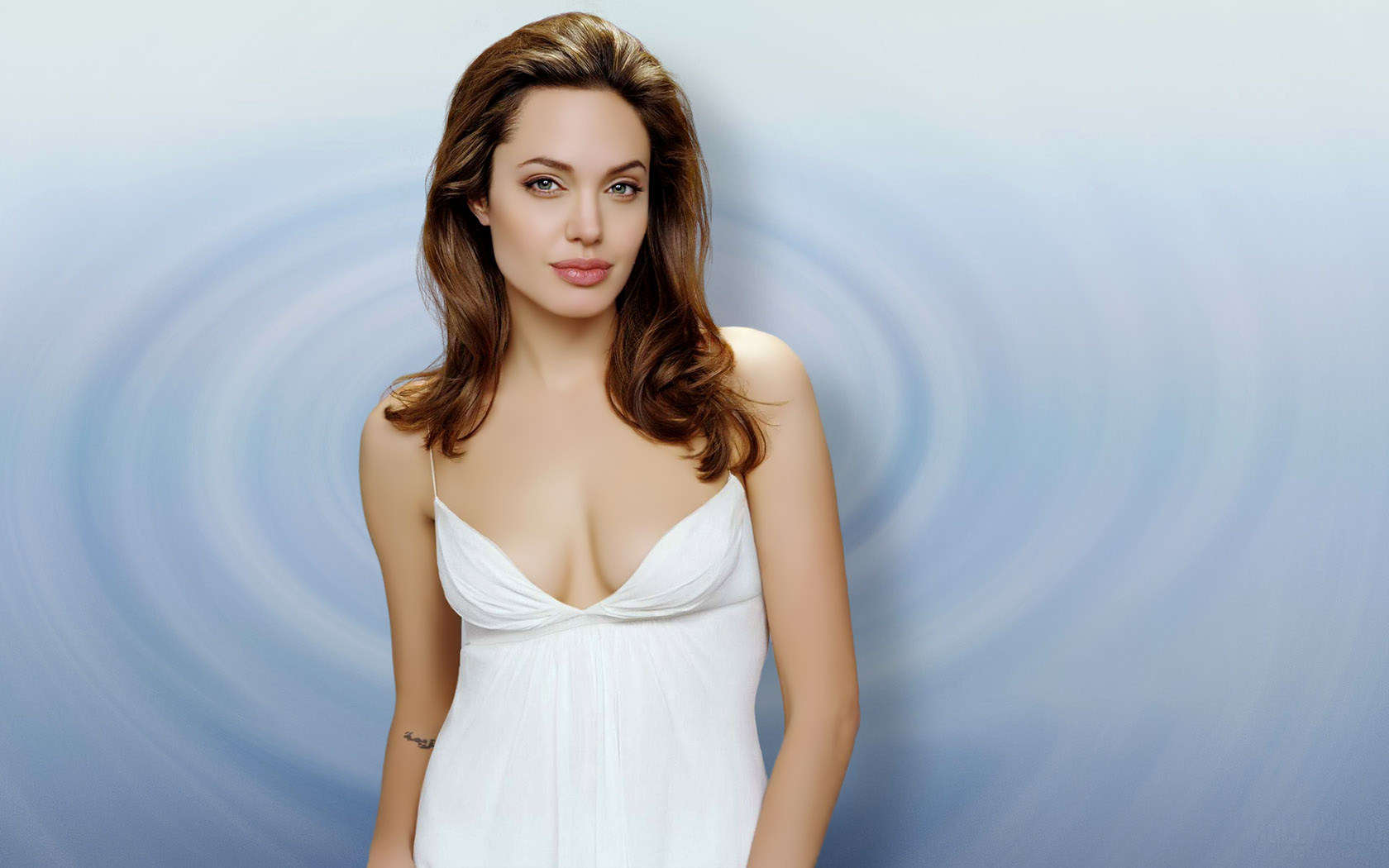 Angelina Jolie American Actress 250.75 Kb