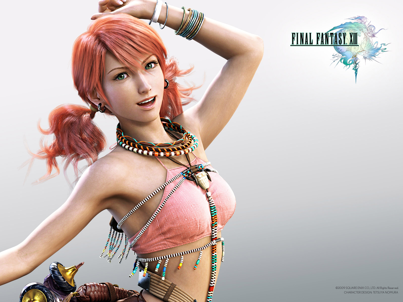 Final Fantasy XIII Game 4 388.21 Kb