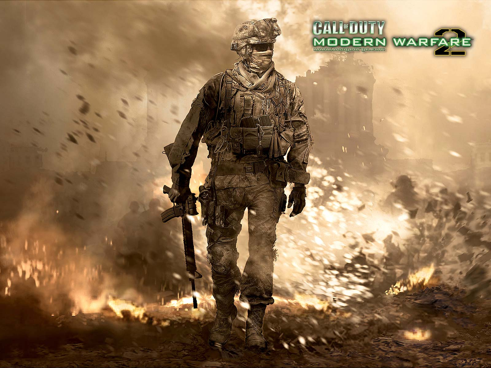 Call of Duty Modern Warfare 2 363.25 Kb