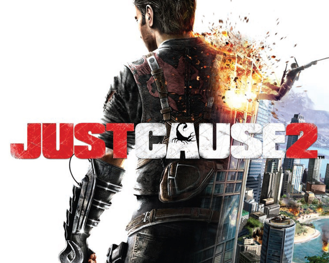 Just Cause 2 PS3 Game 1629.07 Kb