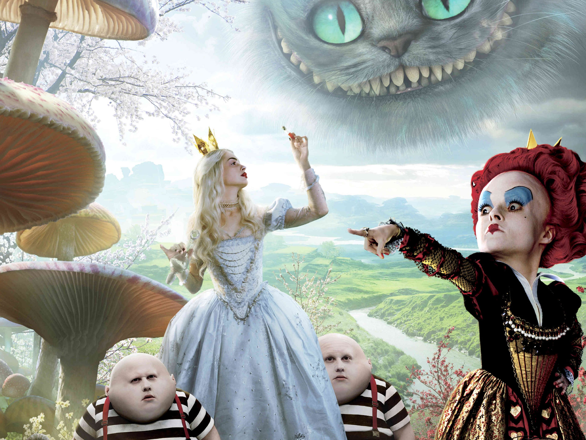 2010 Alice in Wonderland 850.35 Kb