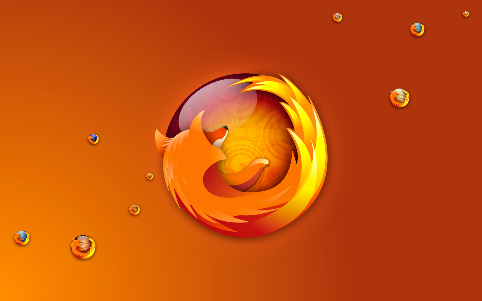 Firefox Bubbles 221.52 Kb