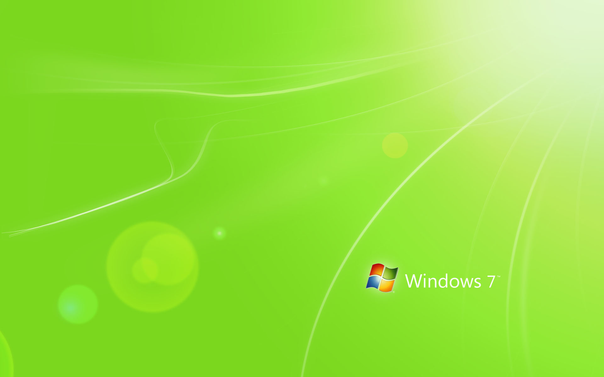 Green Windows 7