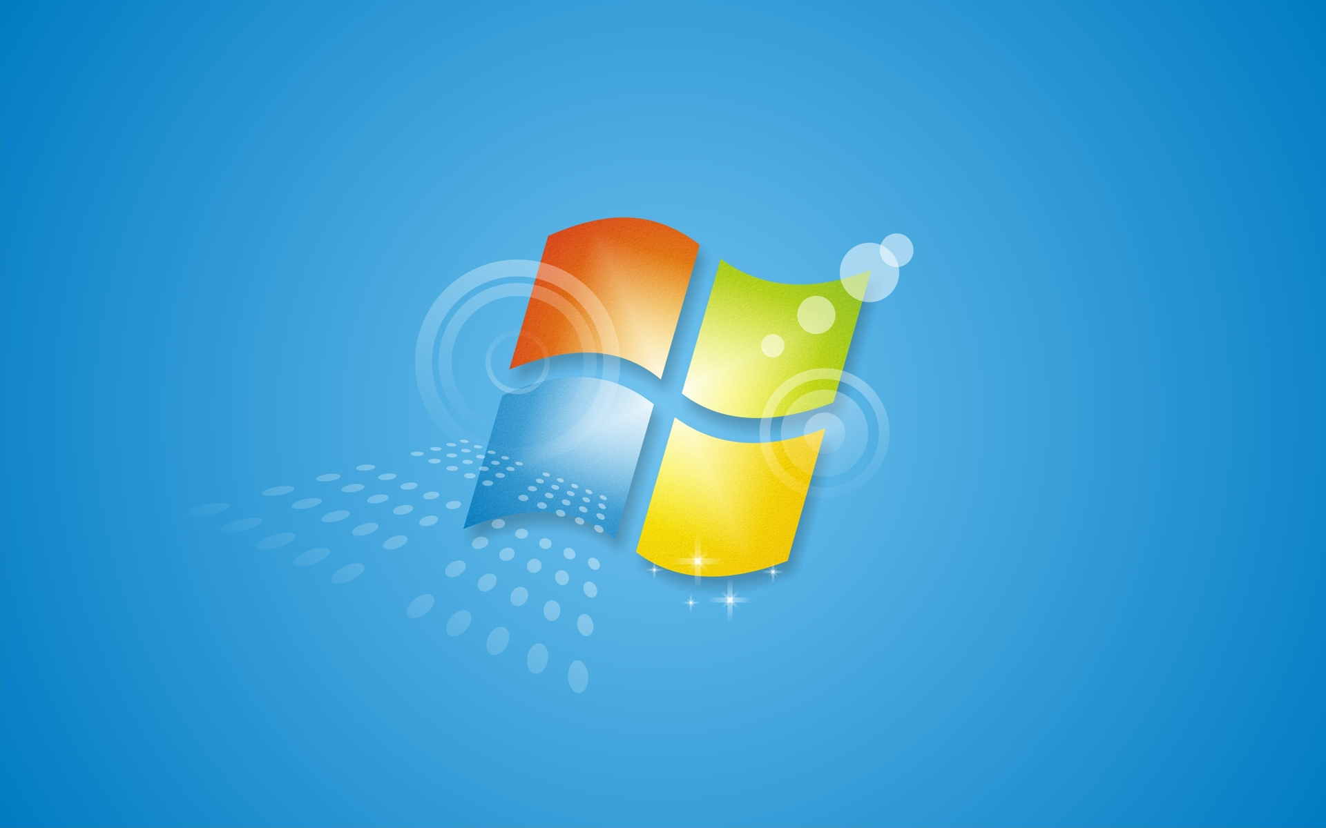 Windows 7 Alternate Blue