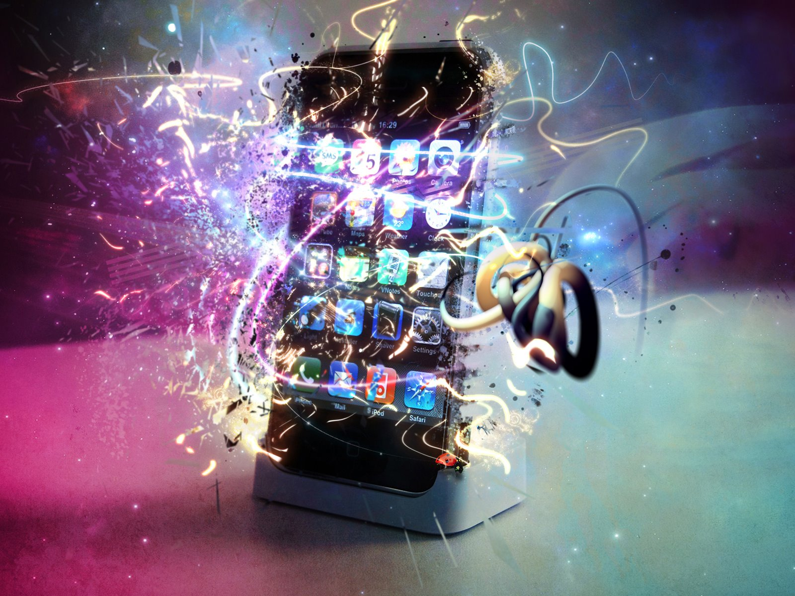 iPhone Magic