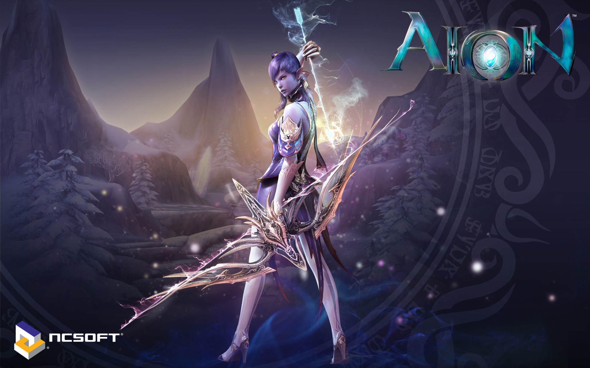 Aion Game Widescreen 752.3 Kb