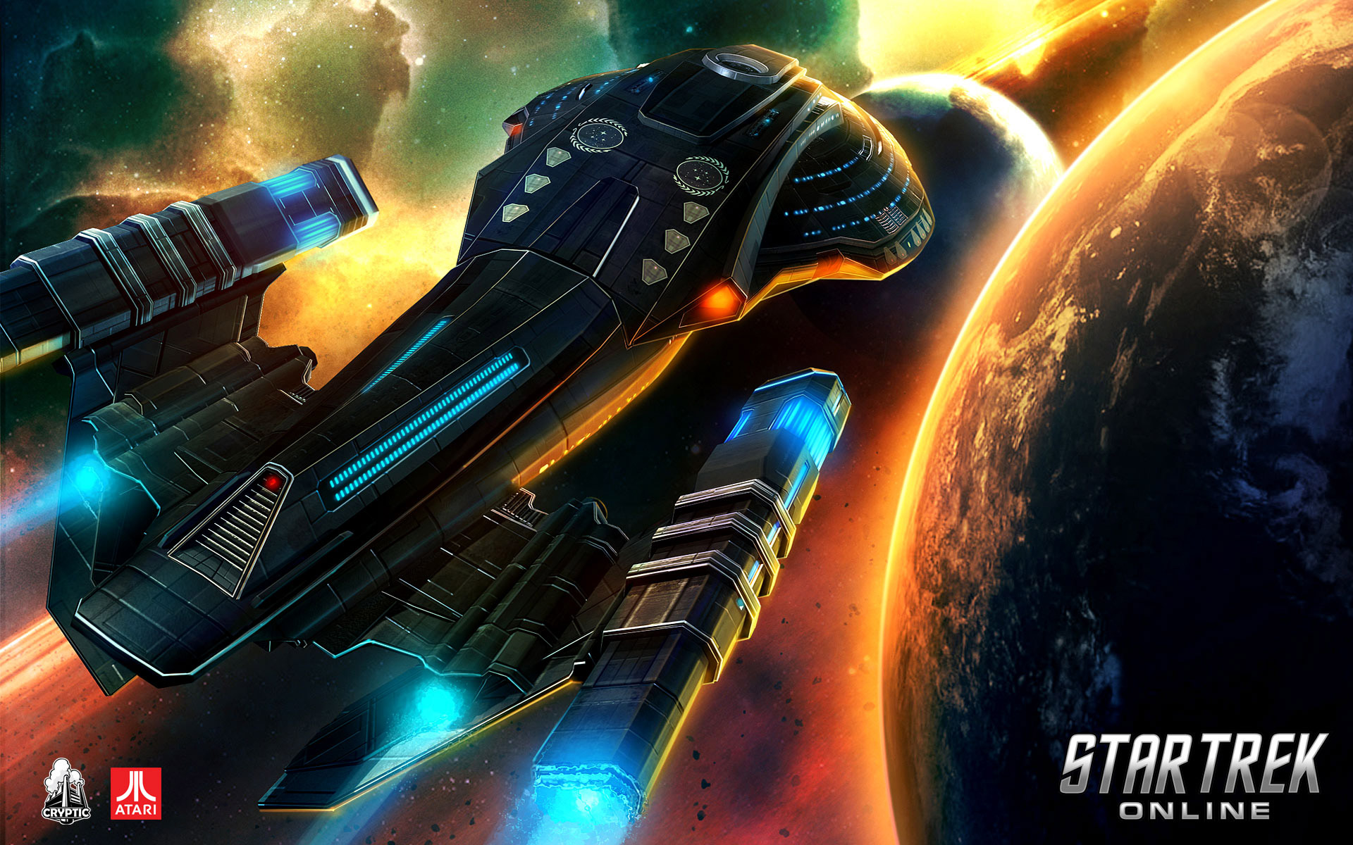 Star Trek Online Game 2116.8 Kb