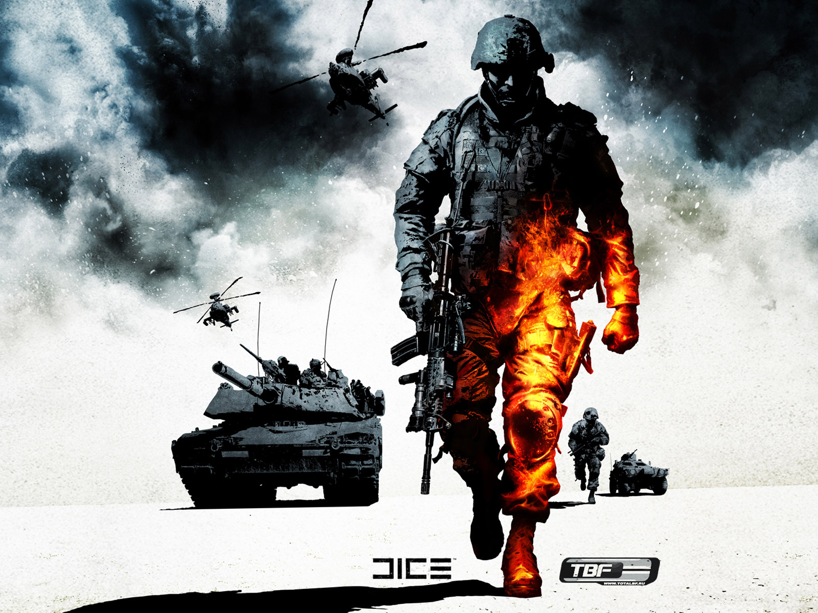 Battlefield Bad Company 2 993.32 Kb
